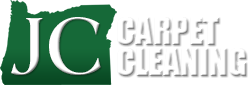 JC Carpet Cleaning Logo